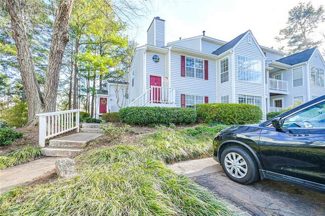 1101 Glenleaf Drive, Peachtree Corners, GA 30092 (MLS #6837718) :: The North Georgia Group