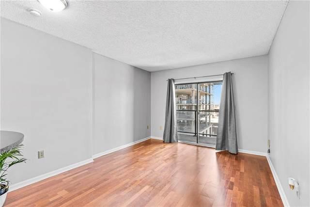 1280 W Peachtree Street NW #1714, Atlanta, GA 30309 (MLS #6837739) :: Path & Post Real Estate