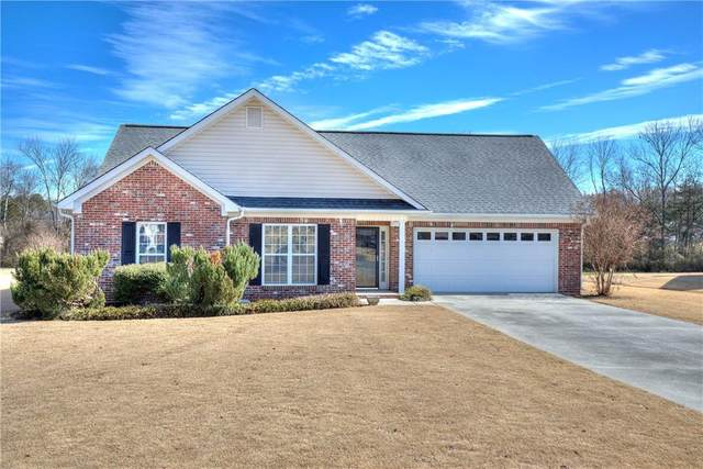 128 Brookstone Drive SW, Calhoun, GA 30701 (MLS #6837740) :: Tonda Booker Real Estate Sales
