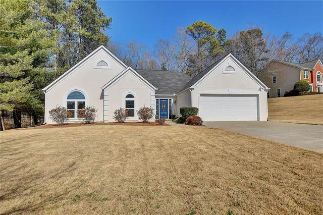 6435 Dressage Crossing, Cumming, GA 30040 (MLS #6837748) :: Scott Fine Homes at Keller Williams First Atlanta