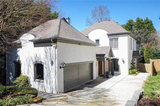 37 Honour Circle NW, Atlanta, GA 30305 (MLS #6837777) :: Oliver & Associates Realty