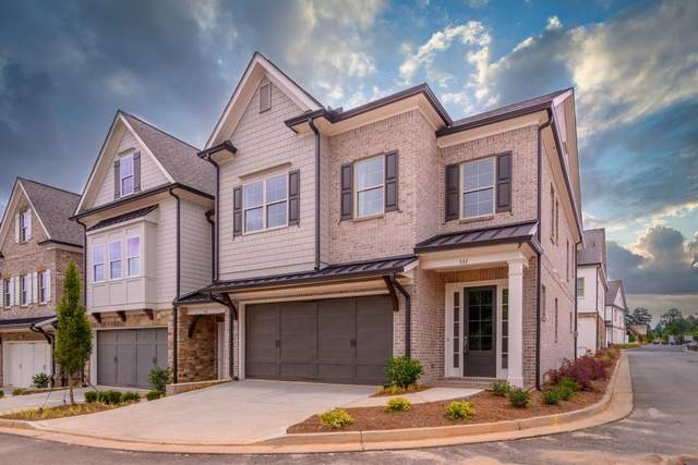 593 Stone Field Run, Marietta, GA 30060 (MLS #6837822) :: The Cowan Connection Team