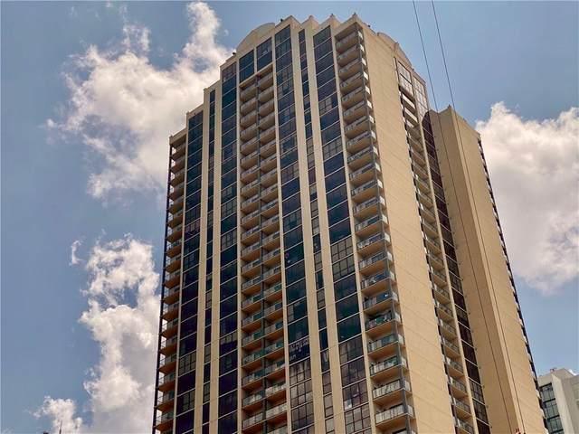 1280 W Peachtree Street NW #1809, Atlanta, GA 30309 (MLS #6837849) :: Thomas Ramon Realty
