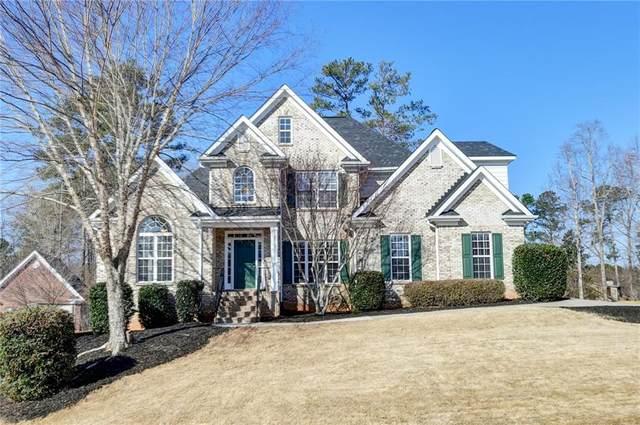 1220 Twin Ponds Court, Conyers, GA 30094 (MLS #6837880) :: Tonda Booker Real Estate Sales