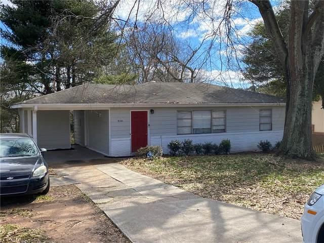 5341 Old Floyd Road SW, Mableton, GA 30126 (MLS #6837951) :: North Atlanta Home Team