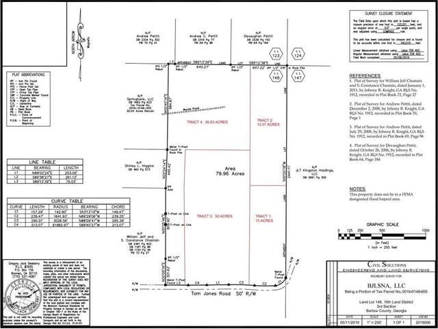 342-5 Tom Jones Rd, Kingston, GA 30145 (MLS #6838043) :: Tonda Booker Real Estate Sales