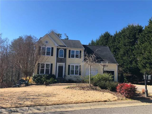 1620 Fairburn Drive, Cumming, GA 30040 (MLS #6838061) :: The Kroupa Team | Berkshire Hathaway HomeServices Georgia Properties