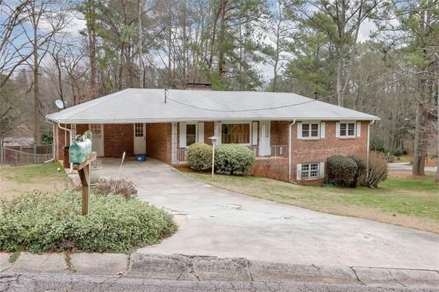 3239 Clearview Drive SW, Marietta, GA 30060 (MLS #6838066) :: North Atlanta Home Team