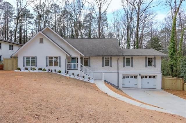 5730 Pine Brook Road, Atlanta, GA 30328 (MLS #6838067) :: North Atlanta Home Team