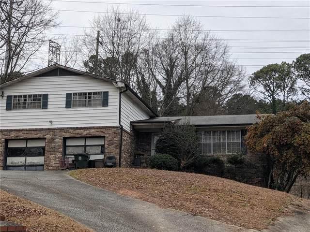 2884 Marlin Drive, Chamblee, GA 30341 (MLS #6838116) :: North Atlanta Home Team