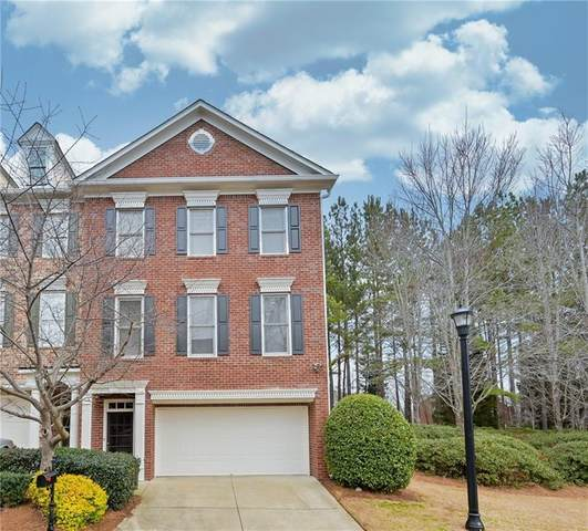 596 Vinings Estates Drive SE B11, Mableton, GA 30126 (MLS #6838135) :: Tonda Booker Real Estate Sales