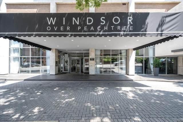 620 Peachtree Street NE #1403, Atlanta, GA 30308 (MLS #6838269) :: Path & Post Real Estate