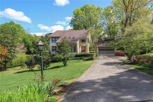 1456 Heritage Road, Gainesville, GA 30501 (MLS #6838292) :: Path & Post Real Estate