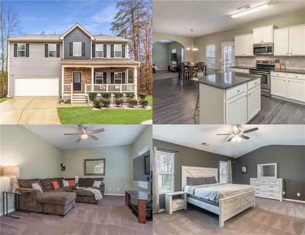 108 Timberland Trace Way, Dallas, GA 30157 (MLS #6838293) :: Scott Fine Homes at Keller Williams First Atlanta