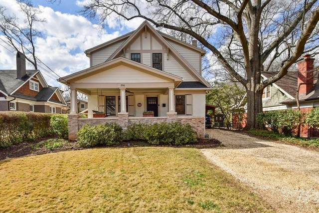 356 Ferguson Street NE, Atlanta, GA 30307 (MLS #6838363) :: The Zac Team @ RE/MAX Metro Atlanta
