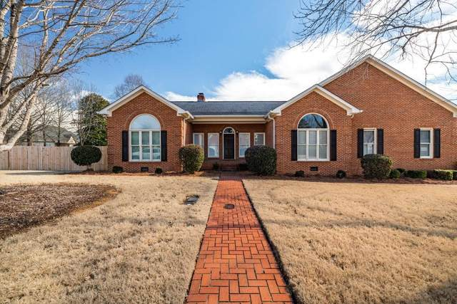 37 Amberwood Trail Trail, Rome, GA 30165 (MLS #6838388) :: North Atlanta Home Team