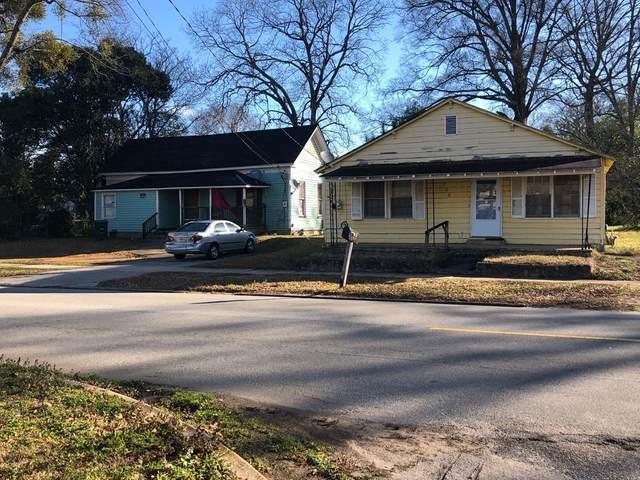 328 N 13th Street, Griffin, GA 30223 (MLS #6838427) :: North Atlanta Home Team