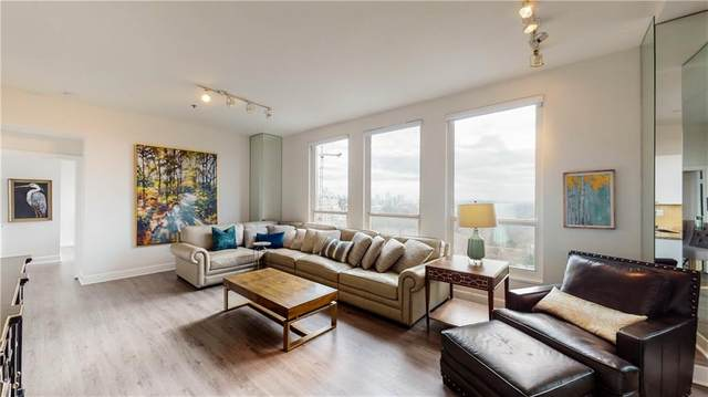 2626 Peachtree Road NW #1203, Atlanta, GA 30305 (MLS #6838468) :: The Cowan Connection Team