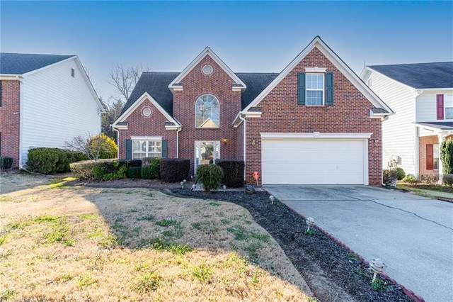 5670 Martin Grove Drive NW, Lilburn, GA 30047 (MLS #6838524) :: KELLY+CO