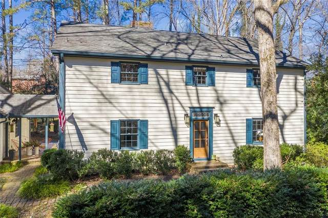 3935 Peace Valley Drive, College Park, GA 30349 (MLS #6838555) :: Path & Post Real Estate