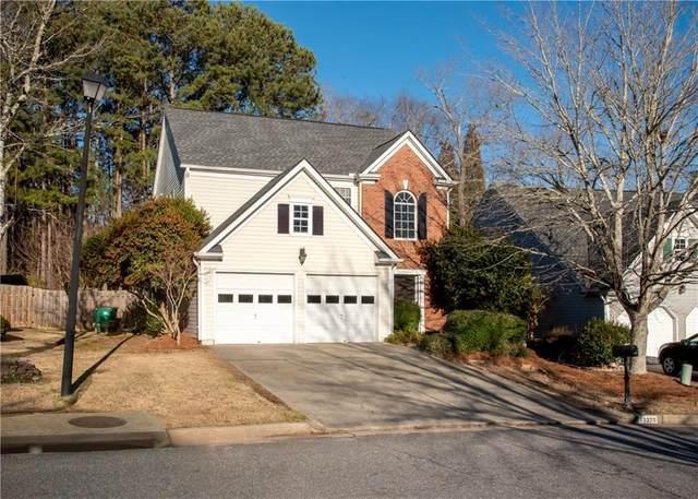 13375 Avensong Ives Way, Alpharetta, GA 30004 (MLS #6838560) :: Path & Post Real Estate