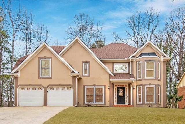 618 Mistflower Drive NW, Acworth, GA 30102 (MLS #6838607) :: North Atlanta Home Team