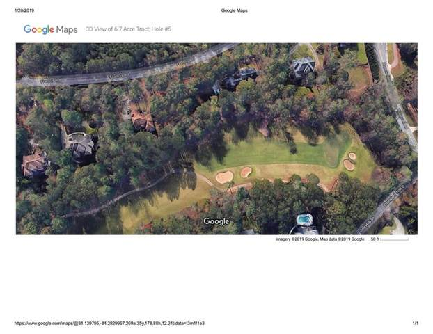 LOT 34 Hopewell Road, Milton, GA 30004 (MLS #6838615) :: KELLY+CO