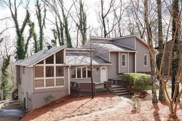 1999 Kinridge Road, Marietta, GA 30062 (MLS #6838633) :: Scott Fine Homes at Keller Williams First Atlanta