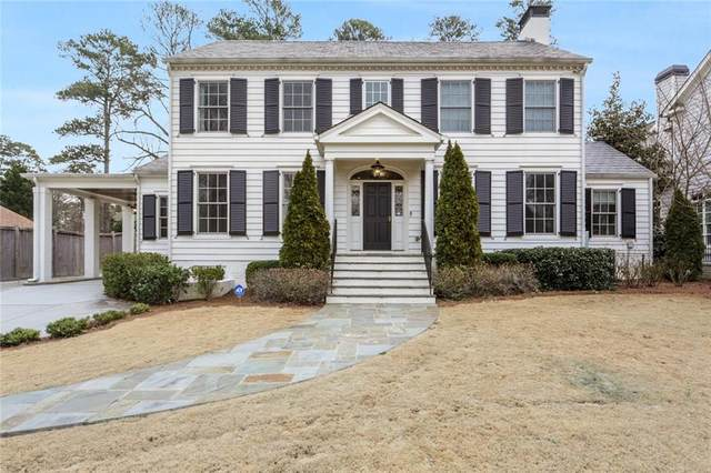 3799 N Stratford Road NE, Atlanta, GA 30342 (MLS #6838637) :: Scott Fine Homes at Keller Williams First Atlanta