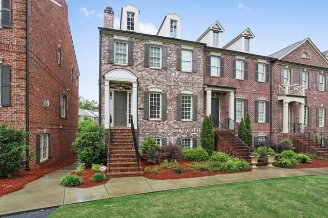 510 Rose Garden Lane, Alpharetta, GA 30009 (MLS #6838655) :: Scott Fine Homes at Keller Williams First Atlanta