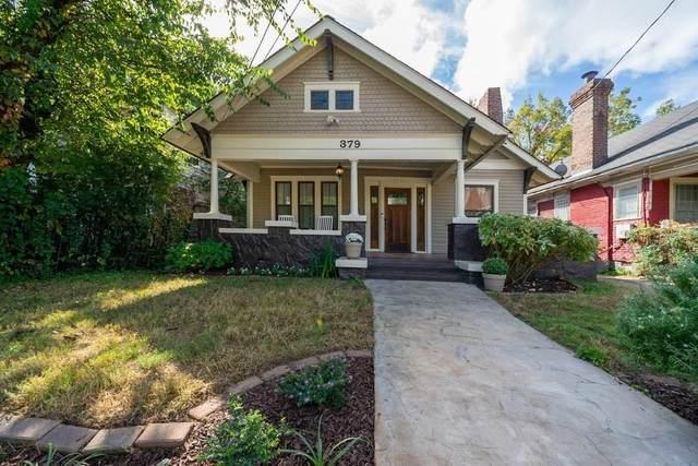 379 Irwin Street NE, Atlanta, GA 30312 (MLS #6838675) :: Path & Post Real Estate