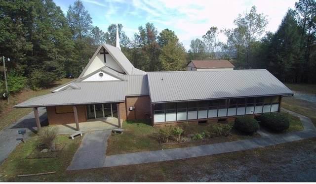 304 Southside Church Street, Ellijay, GA 30540 (MLS #6838700) :: Kennesaw Life Real Estate