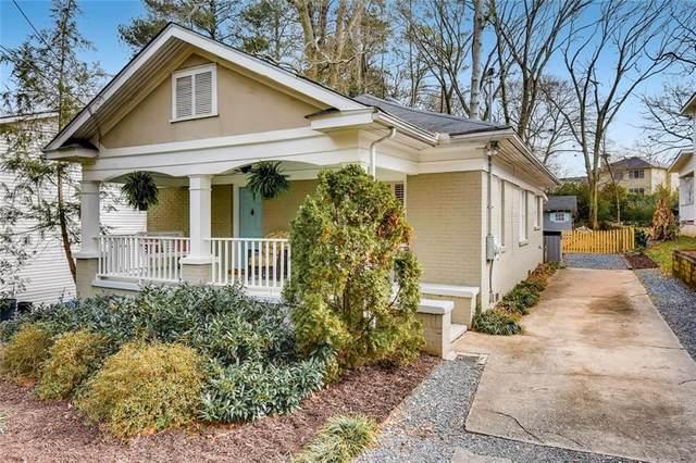 1063 Standard Drive NE, Brookhaven, GA 30319 (MLS #6838709) :: North Atlanta Home Team