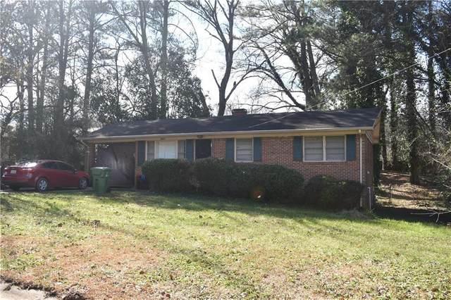 4010 Princeton Place SW, Atlanta, GA 30331 (MLS #6838724) :: Path & Post Real Estate