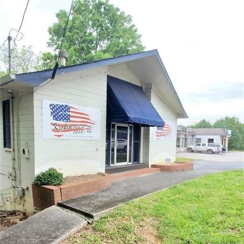 427 S Wall Street, Calhoun, GA 30701 (MLS #6838727) :: North Atlanta Home Team