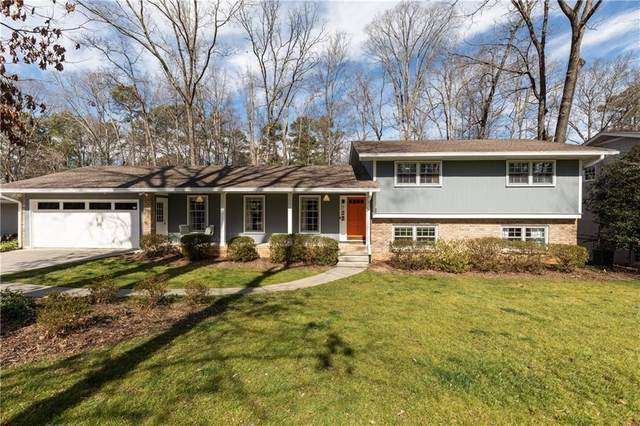 1454 Vernon North Drive, Dunwoody, GA 30338 (MLS #6838771) :: Tonda Booker Real Estate Sales