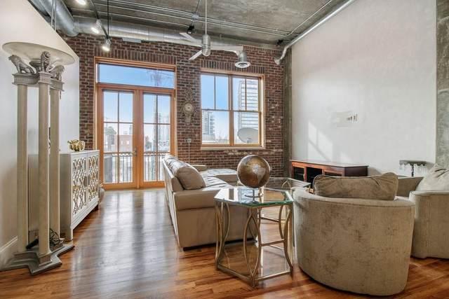 3235 Roswell Road NE #815, Atlanta, GA 30305 (MLS #6838786) :: Path & Post Real Estate