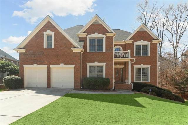 4152 Creekview Bluff Court, Buford, GA 30518 (MLS #6838815) :: Path & Post Real Estate