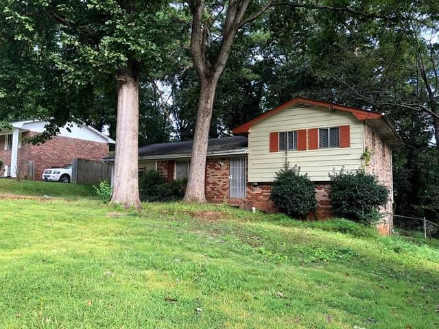 4407 Kimball Road SW, Atlanta, GA 30331 (MLS #6838837) :: The Realty Queen & Team