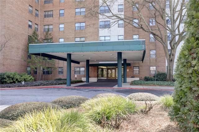 2965 Pharr Court South NW #503, Atlanta, GA 30305 (MLS #6838919) :: Path & Post Real Estate
