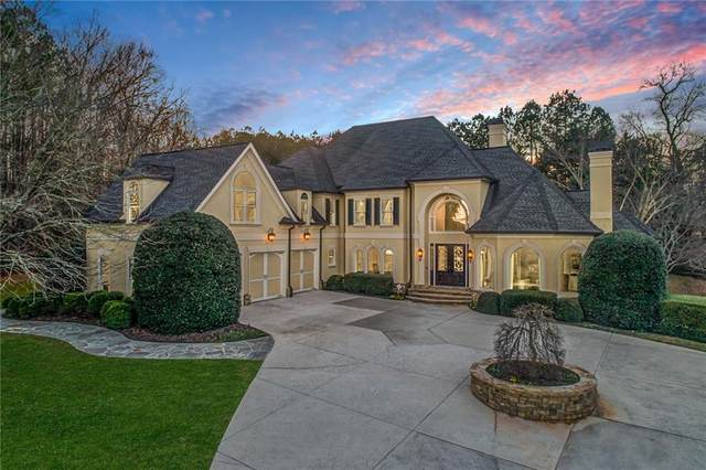420 Sterling Pond Drive, Alpharetta, GA 30004 (MLS #6838947) :: The Kroupa Team | Berkshire Hathaway HomeServices Georgia Properties