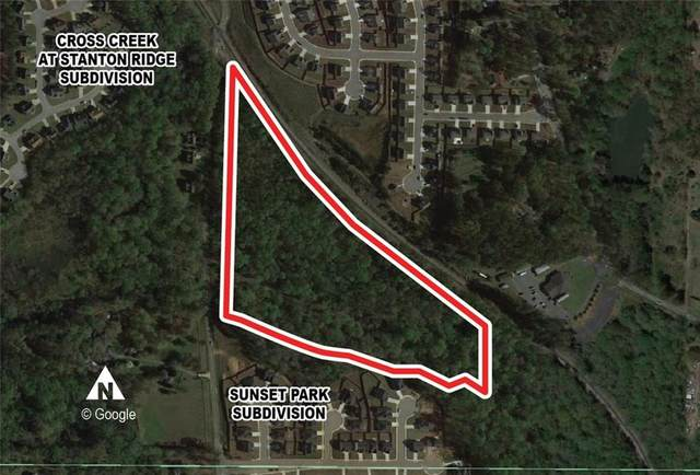 0 Homestead Road, Rex, GA 30273 (MLS #6838998) :: City Lights Team | Compass