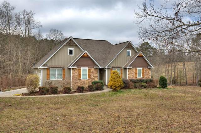 815 Knight Bottom Road SE, Fairmount, GA 30139 (MLS #6839004) :: North Atlanta Home Team