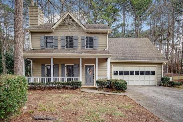 1066 W Mill Drive NW, Kennesaw, GA 30152 (MLS #6839011) :: Path & Post Real Estate