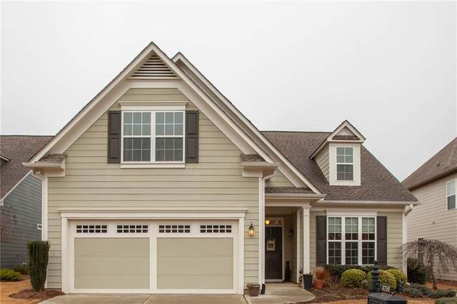 3759 Golden Leaf Point SW, Gainesville, GA 30504 (MLS #6839033) :: Path & Post Real Estate