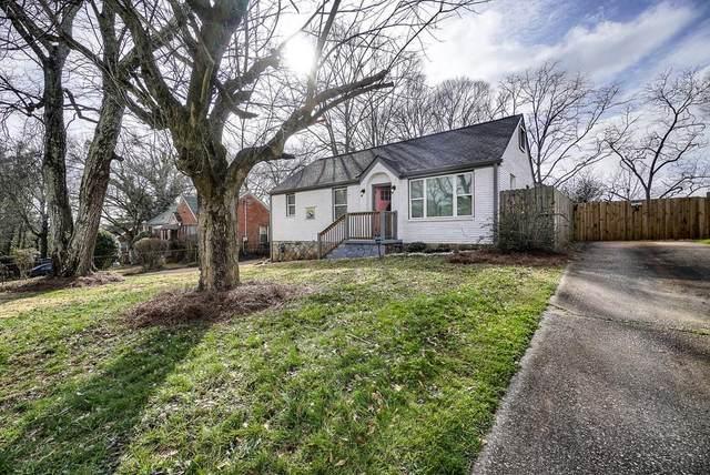 1963 Merle Circle, Decatur, GA 30032 (MLS #6839054) :: 515 Life Real Estate Company