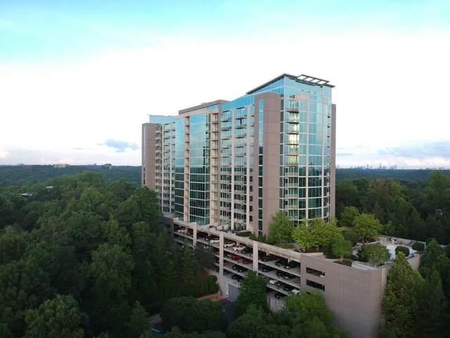 3300 Windy Ridge Parkway SE #1306, Atlanta, GA 30339 (MLS #6839057) :: Compass Georgia LLC
