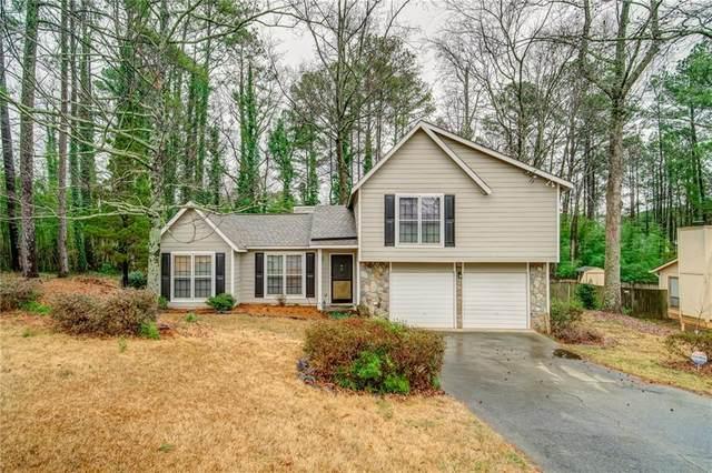 4190 Shiloh Ridge Trail NW, Kennesaw, GA 30144 (MLS #6839094) :: Path & Post Real Estate