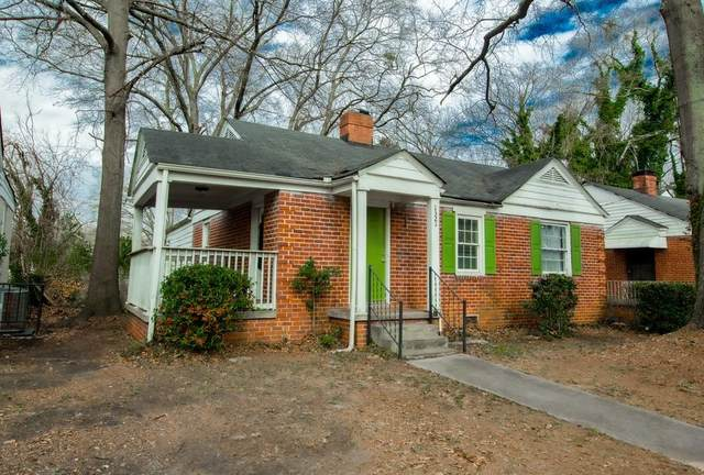 1321 Sharon Street NW, Atlanta, GA 30314 (MLS #6839101) :: North Atlanta Home Team
