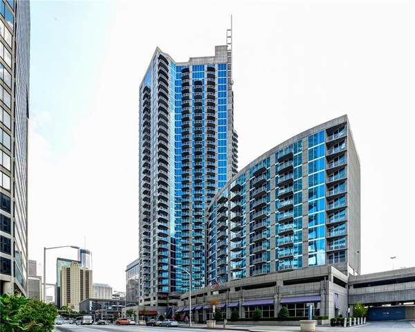 400 W Peachtree Street NW #1913, Atlanta, GA 30308 (MLS #6839118) :: Path & Post Real Estate
